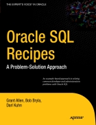 Oracle SQL Recipes A Problem Solution Approach