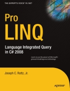 Pro LINQ Language Integrated Query in C 2008