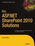 Pro ASP NET SharePoint 2010 Solutions