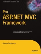 Pro ASP NET MVC Framework