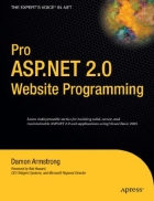 Pro ASP NET 2 0 Website Programming
