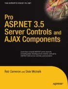 Pro ASP NET 3 5 Server Controls and AJAX Components