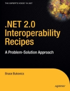 NET 2 0 Interoperability Recipes A Problem Solution Approach