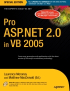 Pro ASP NET 2 0 in VB 2005 Special Edition