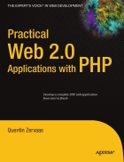 Practical Web 2 0 Applications with PHP