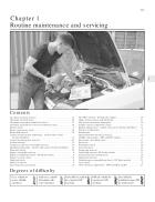 Xe ô tô Ford Escort repair manual