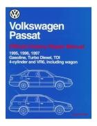 REPAIR MANUAL xe ô tô Volkswagen Passat