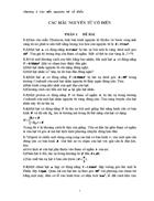 Bài tập vật lý đại cương 1