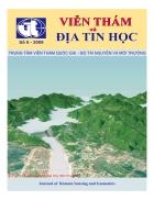 Nghiên cứu tích hợp giữa GIS và GPS thành lập bản đồ 1 10 000 và 1 5 000 trong quan lý đất đai và quy hoach tổng thể