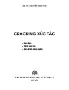 Giáo trình cracking xúc tác Tác giả GS TS Nguyễn Hữu Phú