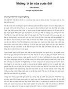 Những Bí Ẩn Cuộc Đời Tiếng Việt