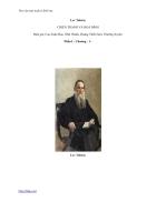 Chiến tranh và hòa bình Lev Toystoy