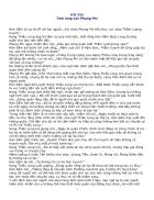 Truyện kiếm hiệp Tầm Tần Ký Huỳnh Dịch tt và hết
