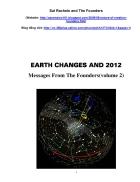 Biến Động Của Trái Đất từ đây đến năm 2012 Lời cảnh tỉnh của các Thiên Thần Chu kỳ Vĩ đại Sách Cực hay của nhà ngoại cảm Salrachele 1