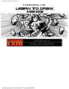 Ebook Hướng dẫn vẽ truyện tranh manga toàn tập 2