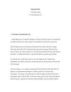 Vua Quang Trung Vị Anh Hùng Dân Tộc