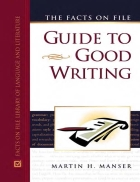 Guide to Good Writing