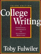 College writing A personal approach to academic writing