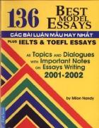 136 best model essays