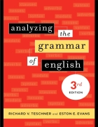 Analyzing the Grammar of English 3rd Edition