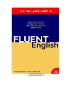 Ebook speaking fluent english FLUENT English