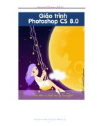 Giáo trình photoshop CS2