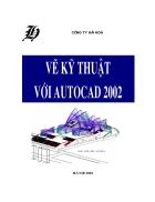 Hướng dẫn học AutoCad