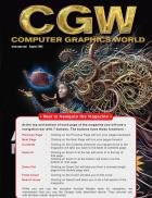 CGW Computer Graphics World Aug 2008