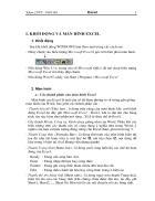 Tự học Word và Excel