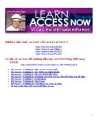Hoc access