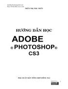 Sách hướng dẫn học Adobe Photoshop CS3