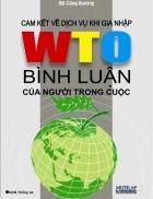 Cam kết về dịch vụ khi gia nhập WTO bình luận của người trong cuộc