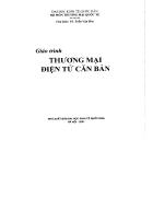 Giáo trình cơ bản về Thương mại điện tử TS Trần Văn Hòe 2006
