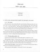 Giáo trình Thủy lực học Tiếng Việt