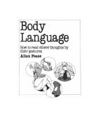 Body Language Ngôn ngữ cơ thể Những điều nên biết
