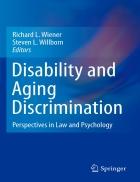 E book tiếng Anh Disability and Aging Discrimination Perspectives in Law and Psychology Sự phân biệt đối xử về khuyết tật và tuổi già Các quan điểm luật học và Tâm lý học