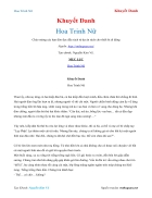 Ebook Hoàng kim ốc