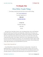 Ebook Hoa Điểu Tranh Năng