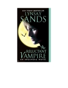 EBOOK Lynsay Sands THE RELUCTANT WAMPIRE 5 2011