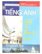 Sách học Tiếng Anh Khách Sạn