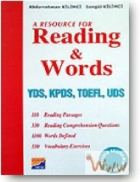 A resource for reading and words reading words with key