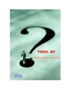 TOEFL iBT Những điều cần biết về kỳ thi TOEFL