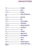Từ điển tiếng Hàn Từ vựng tiếng Hàn