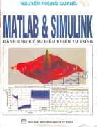 Matlab and Simulink danh cho ky su dieu khien tu dong