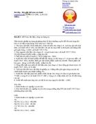 Bài tập bài giải kế toán tài chính