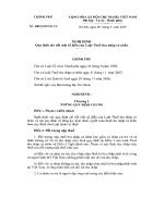 Nghị định 100 luật thuế thu nhập cá nhân