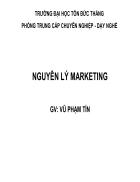 Nguyên lý Marketing Vũ Tín