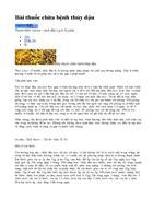 Download Cách phòng và trị bệnh thủy đậu