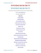 Ebook WINFRED BURCHETT WINFRED BURCHETT