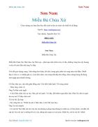 Ebook Miễu Bà Chúa Xứ Sơn Nam